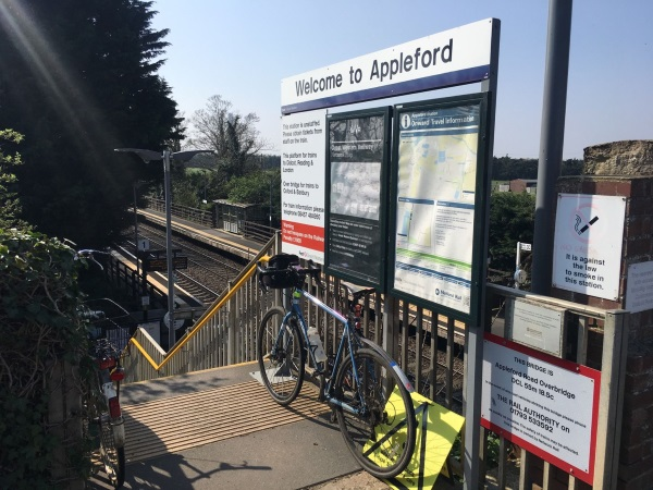 Appleford station