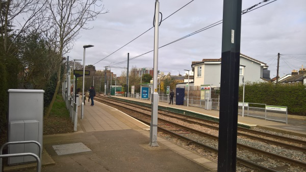 Dundonald Road station