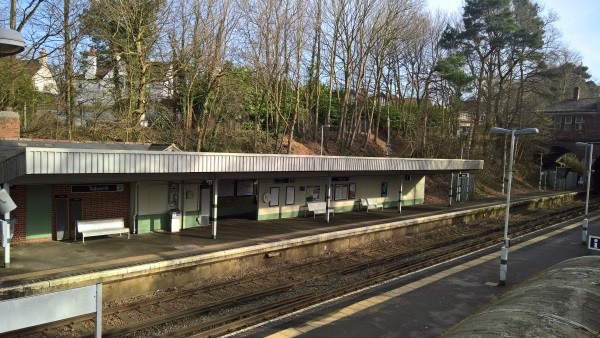 Tadworth station