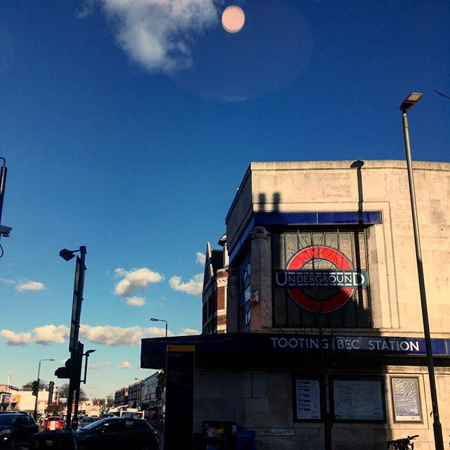 Tooting Bec station