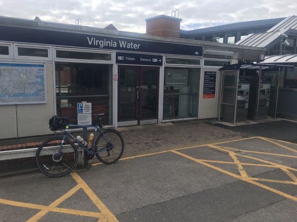 Virginia Water station