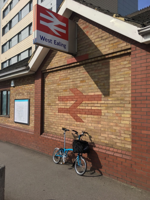West Ealing station