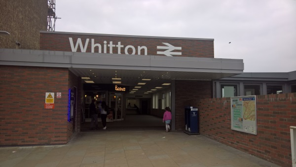Whitton station