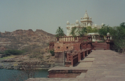 A temple in Jodhpur