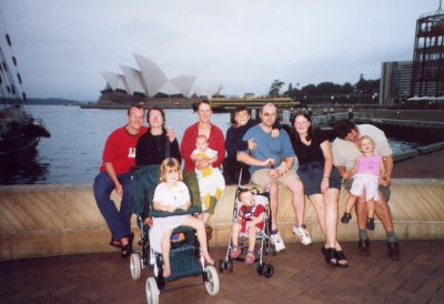 The Bell-Rutleys, Swan-Bells and Campbell-Bells at Sydney Harbour